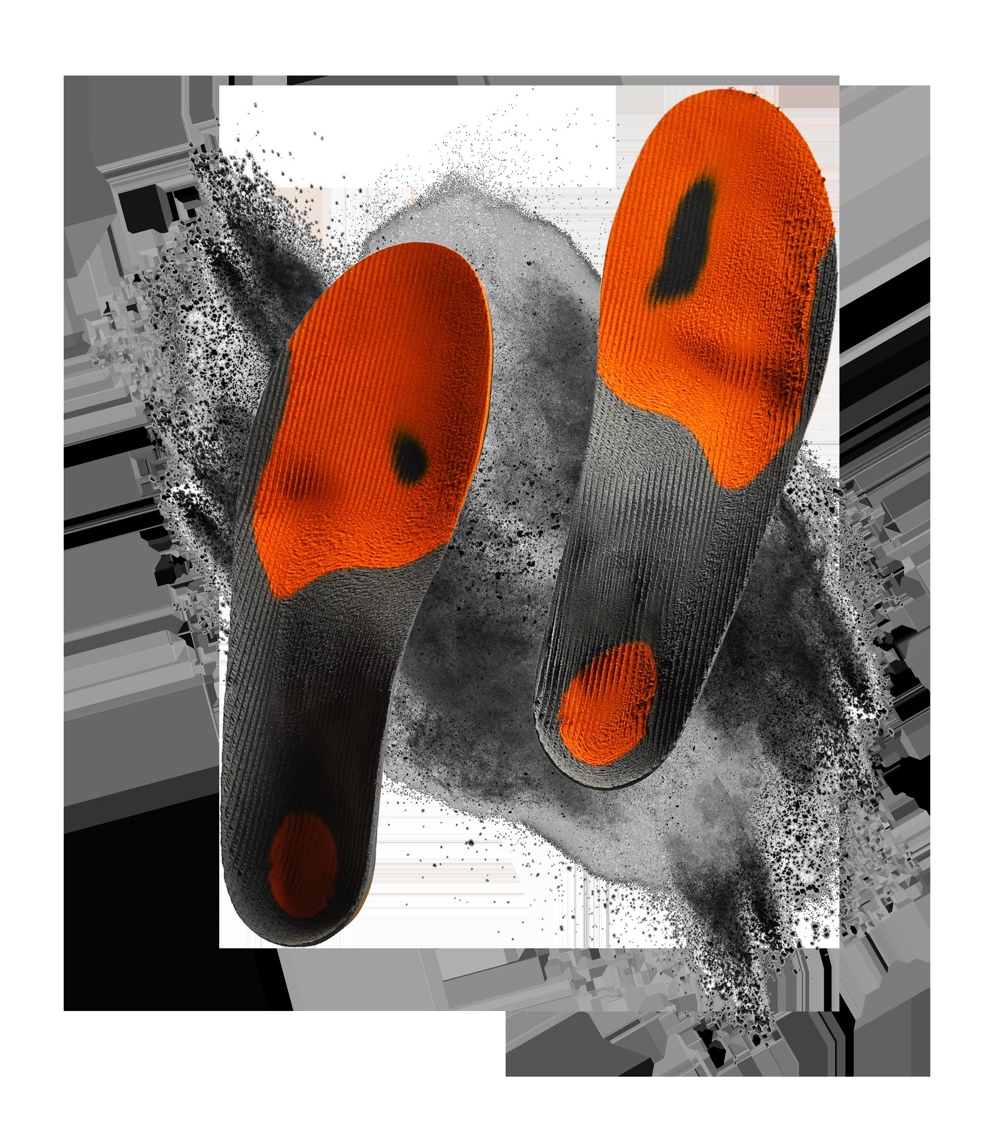 Ортопедични продукти Ортотех | Ортопедични стелки 3D Contour
