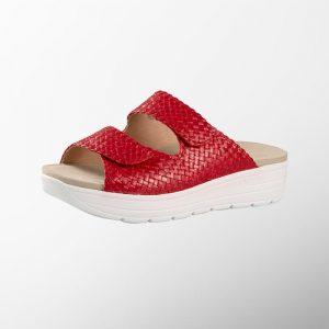 Ортопедични обувки | Дамски ортопедични чехли Greta Solidus | ОРТОТЕХ
