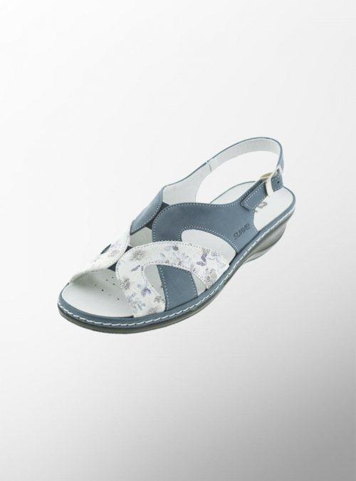 Ортопедични обувки | Дамски ортопедични сандали Paris – Suave | ОРТОТЕХ