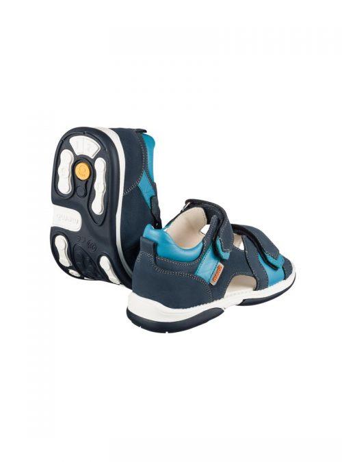 Ортопедични обувки | Детски ортопедични сандали Kris Blue – Memo 02| ОРТОТЕХ