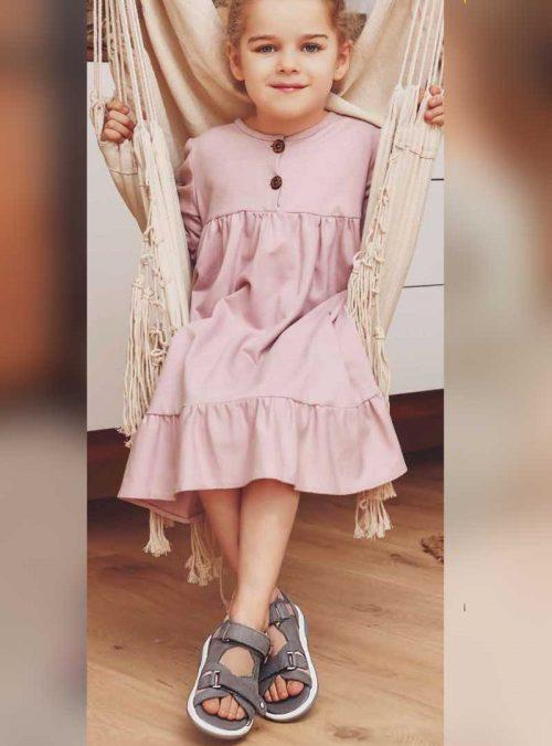 Ортопедични обувки | Детски ортопедични сандали Kristina Grey – Memo 03 | ОРТОТЕХ