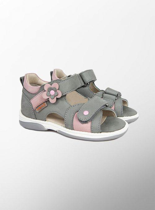 Ортопедични обувки | Детски ортопедични сандали Kristina Grey – Memo | ОРТОТЕХ