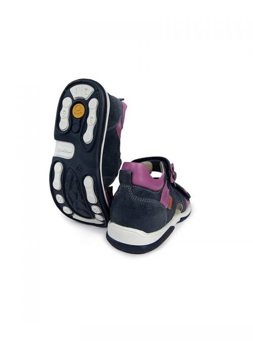 Ортопедични обувки | Детски ортопедични сандали Kristina Violet – Memo 02 | ОРТОТЕХ