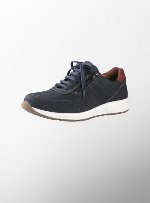 Ортопедични обувки | Мъжки ортопедични маратонки Kai Night Blue Solidus | ОРТОТЕХ
