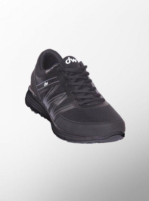 Ортопедични обувки | Дамски ортопедични маратонки Refreshing Black – Diawin 03 | ОРТОТЕХ