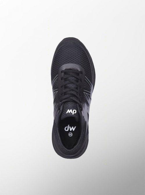 Ортопедични обувки | Дамски ортопедични маратонки Refreshing Black – Diawin 04 | ОРТОТЕХ