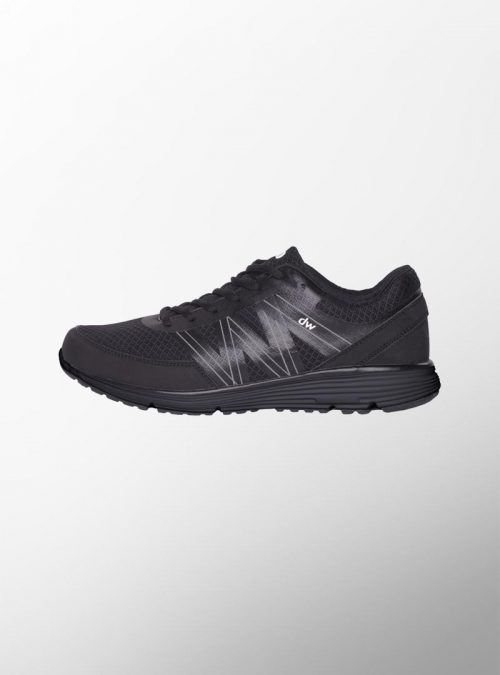 Ортопедични обувки | Дамски ортопедични маратонки Refreshing Black – Diawin | ОРТОТЕХ