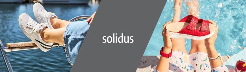 Ортопедични обувки Solidus   ОРТОТЕХ