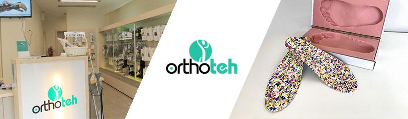 Магазин за ортопедични стелки   ОРТОТЕХ